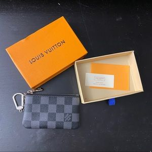 Louis Vuitton wallet pouch